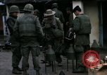 Image of H Company 2nd Battalion 5th Marines Hue Vietnam, 1968, second 6 stock footage video 65675052335