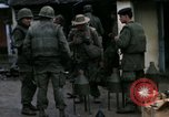 Image of H Company 2nd Battalion 5th Marines Hue Vietnam, 1968, second 9 stock footage video 65675052335