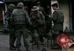 Image of H Company 2nd Battalion 5th Marines Hue Vietnam, 1968, second 10 stock footage video 65675052335