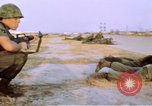 Image of United States troops Saigon Vietnam, 1968, second 9 stock footage video 65675052342