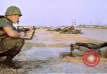 Image of United States troops Saigon Vietnam, 1968, second 10 stock footage video 65675052342