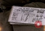 Image of damaged tank Hue Vietnam, 1968, second 3 stock footage video 65675052367