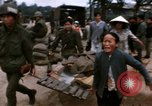 Image of damaged tank Hue Vietnam, 1968, second 12 stock footage video 65675052367