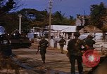 Image of US troops search for Viet Cong Saigon Vietnam, 1968, second 12 stock footage video 65675052381