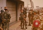 Image of Army of Republic of Vietnam soldiers Saigon Vietnam, 1968, second 7 stock footage video 65675052383