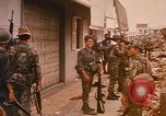 Image of Army of Republic of Vietnam soldiers Saigon Vietnam, 1968, second 9 stock footage video 65675052383