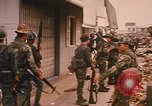 Image of Army of Republic of Vietnam soldiers Saigon Vietnam, 1968, second 10 stock footage video 65675052383