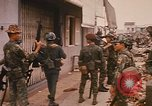 Image of Army of Republic of Vietnam soldiers Saigon Vietnam, 1968, second 11 stock footage video 65675052383