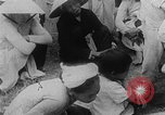 Image of funeral procession for hundreds of coffin Hue Vietnam, 1968, second 6 stock footage video 65675052391