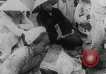Image of funeral procession for hundreds of coffin Hue Vietnam, 1968, second 7 stock footage video 65675052391