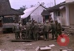 Image of marines Hue Vietnam, 1968, second 2 stock footage video 65675052395