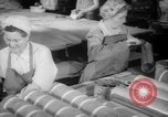 Image of old men doing bench work Long Beach California USA, 1942, second 9 stock footage video 65675052406