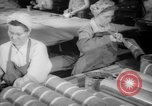 Image of old men doing bench work Long Beach California USA, 1942, second 10 stock footage video 65675052406