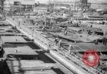 Image of workers Richmond California USA, 1942, second 12 stock footage video 65675052418