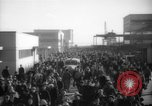 Image of Thousands of shipyard workers Richmond California USA, 1942, second 12 stock footage video 65675052420