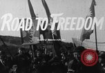 Image of Chinese prisoners Taipei Taiwan, 1954, second 6 stock footage video 65675052447