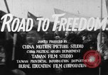 Image of Chinese prisoners Taipei Taiwan, 1954, second 10 stock footage video 65675052447