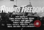 Image of Chinese prisoners Taipei Taiwan, 1954, second 12 stock footage video 65675052447