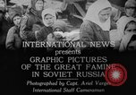 Image of Russians Kasan Russia, 1921, second 9 stock footage video 65675052460