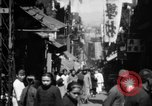 Image of Chinese District Hong Kong, 1938, second 4 stock footage video 65675052464