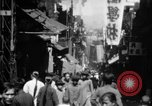Image of Chinese District Hong Kong, 1938, second 8 stock footage video 65675052464