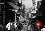 Image of Chinese District Hong Kong, 1938, second 9 stock footage video 65675052464