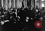 Image of Woodrow Wilson Paris France, 1919, second 7 stock footage video 65675052477