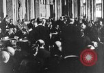 Image of Woodrow Wilson Paris France, 1919, second 9 stock footage video 65675052477