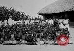 Image of native school children Uganda, 1924, second 10 stock footage video 65675052480