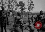 Image of native people Uganda, 1924, second 2 stock footage video 65675052481