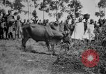 Image of native people Uganda, 1924, second 7 stock footage video 65675052481