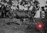 Image of native people Uganda, 1924, second 11 stock footage video 65675052481