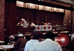 Image of Red Cross workers United States USA, 1972, second 3 stock footage video 65675052497