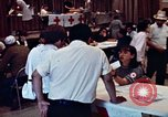 Image of Red Cross workers United States USA, 1972, second 8 stock footage video 65675052497