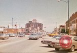 Image of traffic Rapid City South Dakota USA, 1972, second 1 stock footage video 65675052504