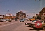 Image of traffic Rapid City South Dakota USA, 1972, second 2 stock footage video 65675052504