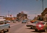 Image of traffic Rapid City South Dakota USA, 1972, second 3 stock footage video 65675052504