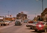 Image of traffic Rapid City South Dakota USA, 1972, second 5 stock footage video 65675052504