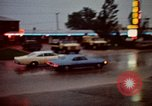 Image of traffic Rapid City South Dakota USA, 1972, second 12 stock footage video 65675052505