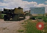 Image of bulldozers Rapid City South Dakota USA, 1972, second 10 stock footage video 65675052519