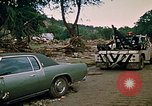Image of wrecker truck Rapid City South Dakota USA, 1972, second 2 stock footage video 65675052521