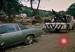 Image of wrecker truck Rapid City South Dakota USA, 1972, second 3 stock footage video 65675052521