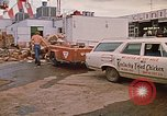 Image of Kentucky Fried Chicken employees Rapid City South Dakota USA, 1972, second 5 stock footage video 65675052522