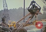Image of debris Rapid City South Dakota USA, 1972, second 12 stock footage video 65675052529