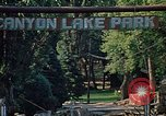 Image of Canyon Lake Park Rapid City South Dakota USA, 1972, second 10 stock footage video 65675052532
