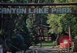 Image of Canyon Lake Park Rapid City South Dakota USA, 1972, second 11 stock footage video 65675052532