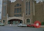 Image of Rapid City flood City Auditorium Rapid City South Dakota USA, 1972, second 11 stock footage video 65675052535