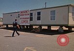 Image of mobile homes Rapid City South Dakota USA, 1972, second 2 stock footage video 65675052540