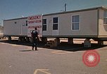 Image of mobile homes Rapid City South Dakota USA, 1972, second 3 stock footage video 65675052540