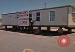 Image of mobile homes Rapid City South Dakota USA, 1972, second 5 stock footage video 65675052540